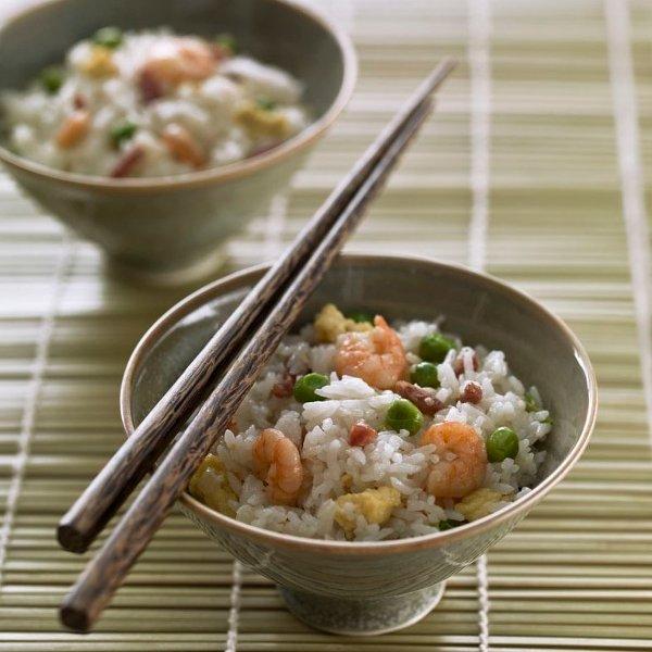 Recette riz cantonais maison